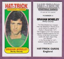 Derby County Graham Moseley